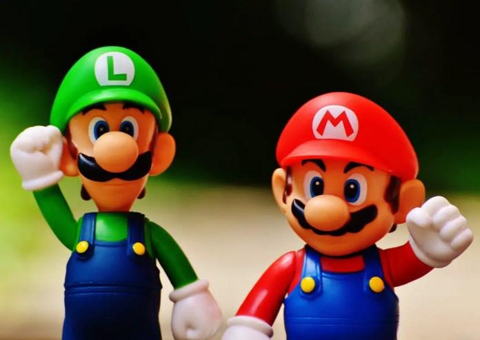 Mario Pick Up lines