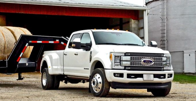 2019 Ford F350 Exterior