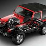 2019 Jeep Wrangler Engine