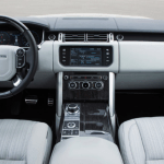 2020 Land Rover Defender Interior