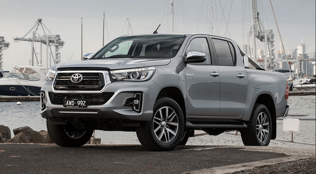 2020 Toyota HiLux: The Best and Safest Pickup Truck?