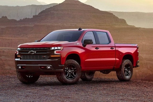 2021 Chevy Silverado Interior Redesign and Release Date