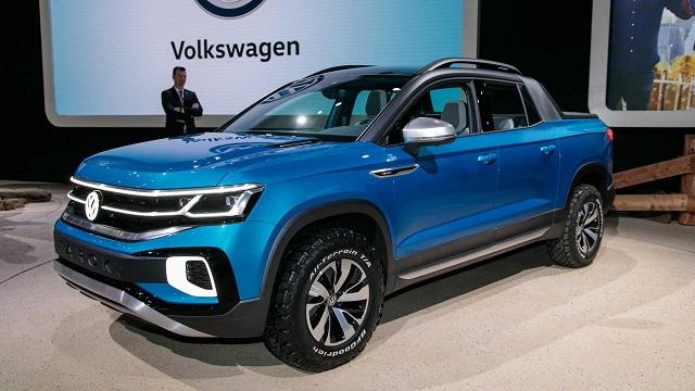 2021 VW Amarok Redesign, Specs, Release Date