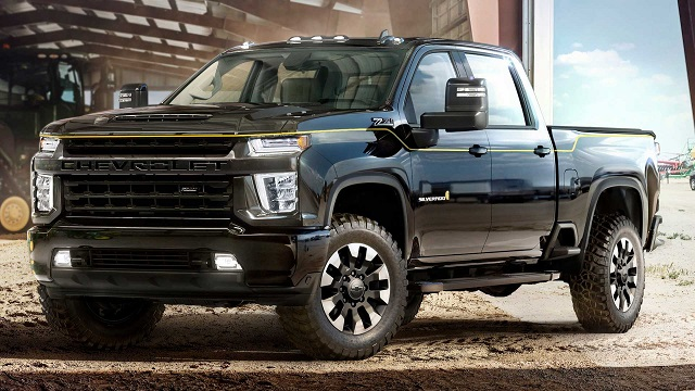 2021 Chevy Silverado Electric Pickup Truck: Everything We Know So Far