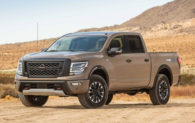 2017 nissan titan warrior – a beast with hypnotic eyes and