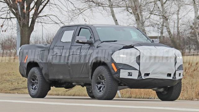 2021 Dodge Ram 1500 Hellcat Could Be Raptor's Nightmare!?