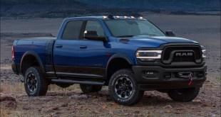 2022 Ram 2500 Power Wagon front