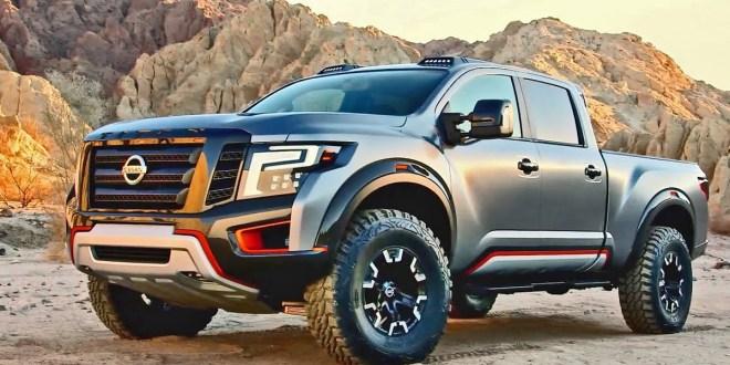 2021 Nissan Titan Warrior