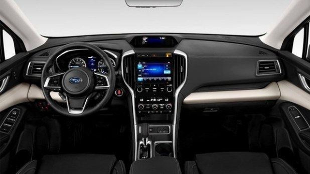 2022 Subaru Baja Pickup Truck interior