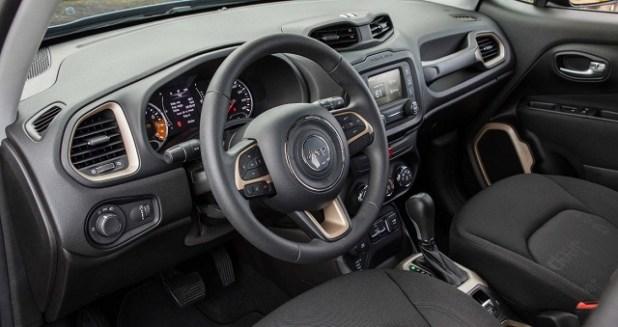 2022 Jeep Comanche interior
