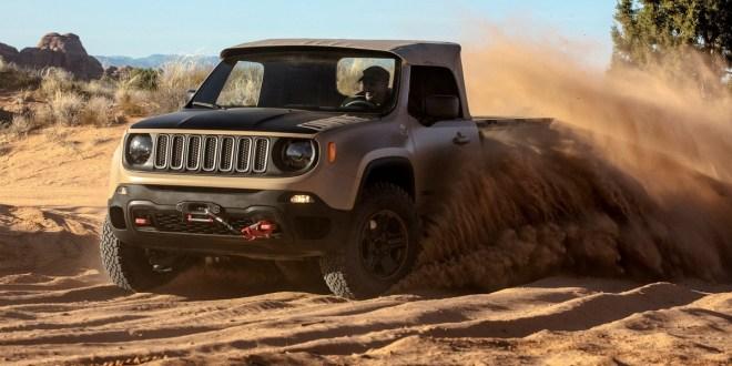 2022 Jeep Comanche