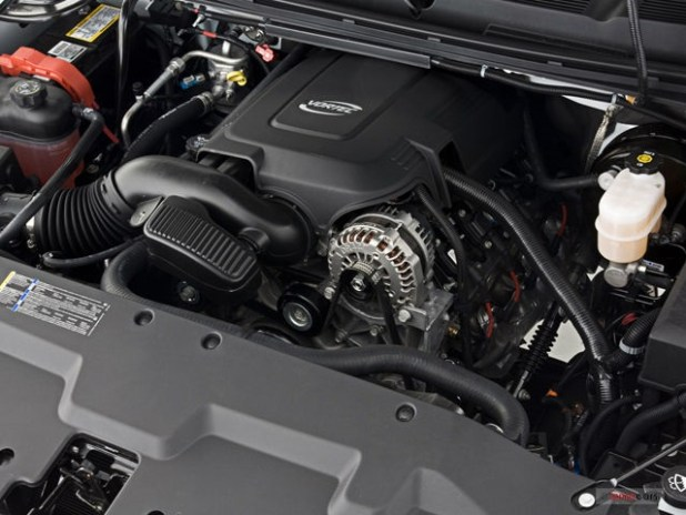 2023 Chevrolet Silverado 1500 engine