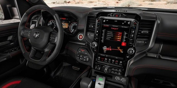 2022 Ram 1500 TRX interior