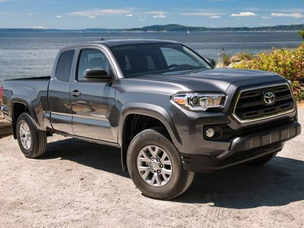 2022 Toyota Tacoma Limited