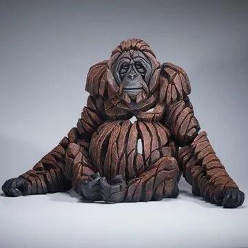 Pickworth Inspirations Edge Sculpture UK Orangutan