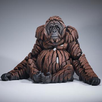 Pickworth Inspirations Edge Sculpture UK Orangutan