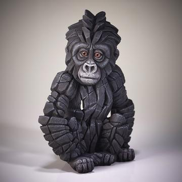 Pickworth Inspirations Edge Sculpture Baby Gorilla