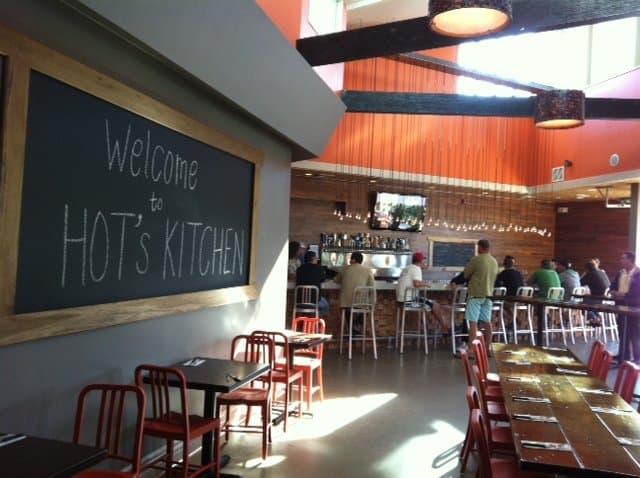 Hots Kitchen Hermosa Menu