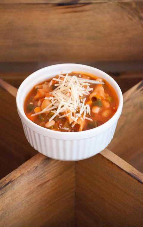 Spicy tomato and white bean stew 3