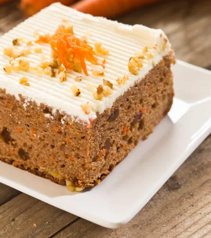 Carrot Cake Bay Area