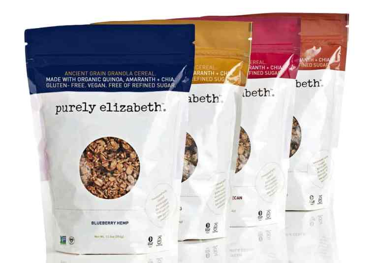 All Four Granola Bags