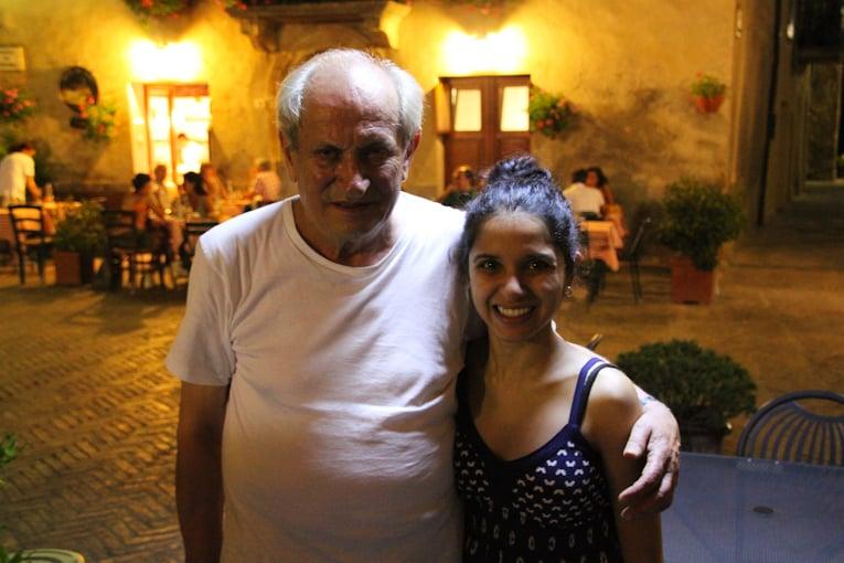 4 - Il Rosellini dinner8