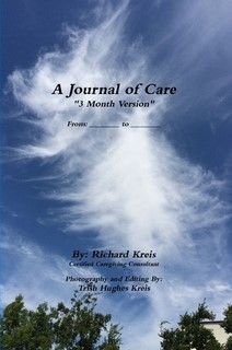 A Journal of Care, 3 Month Version Cover - JPEG