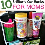 10 Brilliant Car Hacks for Moms