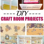DIY Craft Room Projects