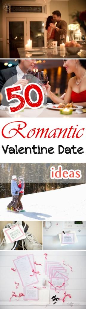 50 Romantic Valentine Date Ideas (1)