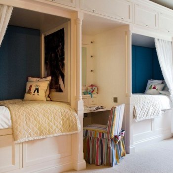 25 Incredible Shared Bedroom Ideas for your Kid19
