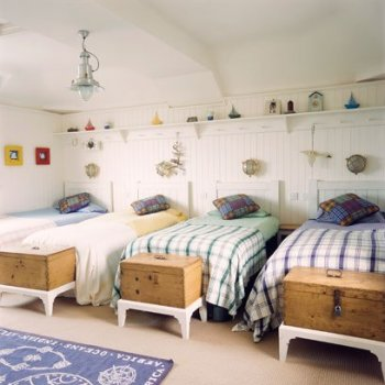 25 Incredible Shared Bedroom Ideas for your Kids11