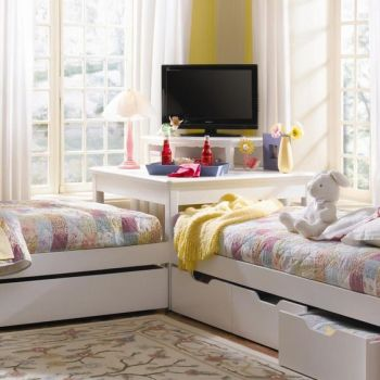 25 Incredible Shared Bedroom Ideas for your Kids14