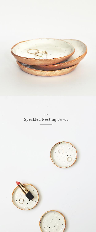 DIY-Speckled-Nesting-Bowls