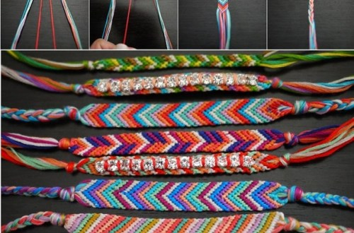Homemade Bracelets, Homemade Bracelet Tutorials, Crafts, Craft Tutorials, Crafts for Teens, Easy Crafts for Teenagers, Crafts for Kids, Quick Crafts for Kids, Handmade Bracelets, Handmade Friendship Bracelets, DIY Friendship Bracelets, Popular