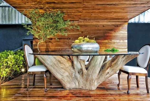 beautiful-tree-standing-dining-table-with-awesome-wooden-flooring