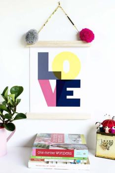 12 DIY Picture Frame Projects10