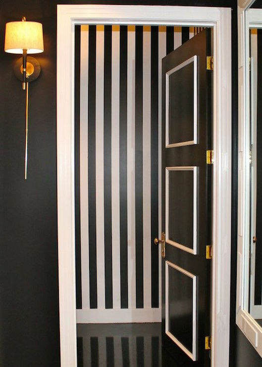 10 Ways to Dress Up Boring Interior Doors10