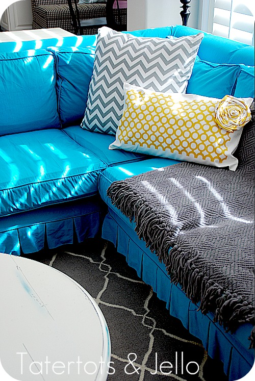 10 DIY Slipcover Projects