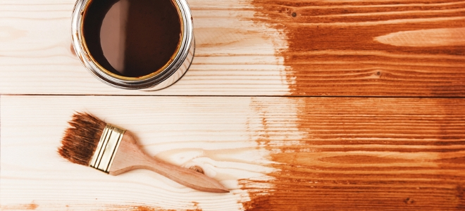 The Simple Way to Stain Wood  How to Stain Wood, Staining Wood, Tips and Tricks for Staining Wood, Staining Furniture, How to Stain Furniture, Painting Hacks, How to Paint Furniture, Easy Ways to Paint Furniture, Popular Pin