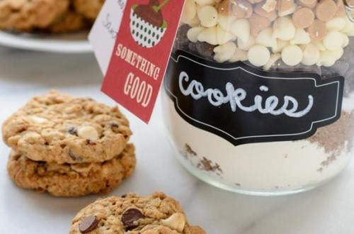 10 Cookie In a Jar Recipes| Cookie Recipes, Cookie In A Jar Recipes, Recipes, Holiday Recipes, DIY Holiday Recipes, Recipes, Food Recipes #HolidayRecipes #CookieInAJar #HolidayHacks