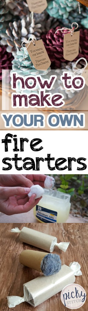 How to Make Your Own Fire Starters| Firestarters, DIY Firestarters, Make Your Own Firestarters, DIY Home, Camping Hacks, DIY Camping Hacks, Popular Pin #DIYHome #DIYFirestarters