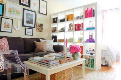DIY Room Dividers Will Give You SO Much Space| Room Dividers, DIY Room Dividers, Room Hacks, Home Improvement, Home Improvement Hacks, DIY Home Improvement, Room Remodel, Easy Room Remodel, Popular Pin #RoomRemodel #DIYHome #HomeImprovementHacks