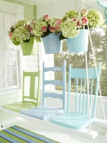 7+ Ways to Repurpose Broken Chairs| DIY Ideas, Repurposed Items, REpurposed DIY, Repurpose DIY Projects, Repurpose DIY Upcycling, Repurposed Chairs, Repurposed Chair Crafts