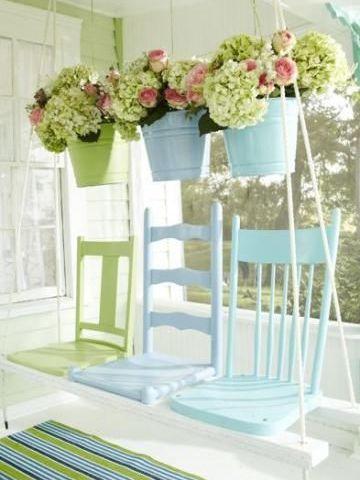 7+ Ways to Repurpose Broken Chairs| DIY Ideas, Repurposed Items, REpurposed DIY, Repurpose DIY Projects, Repurpose DIY Upcycling, Repurposed Chairs, Repurposed Chair Crafts
