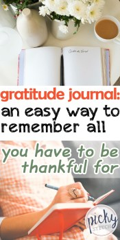 Gratitude Journal | DIY Gratitude Journal | Tips and Tricks for Keeping a Gratitude Journal | Gratitude Journal Tutorial | Journaling