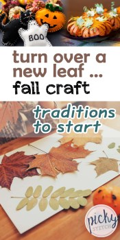 Fall Craft | Family Traditions | Family Fall Craft Ideas | Fall Craft Ideas | Fall Crafts | Family Friendly Fall Crafts