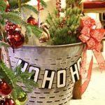 Olive Bucket | Olive Bucket Decor Ideas | Olive Bucket Decorations | DIY Olive Bucket Decor | DIY Olive Bucket Decor Ideas