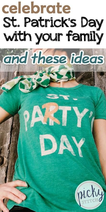 St. Patrick's Day | St. Patrick's Day traditions | St. Patrick's Day games | family | celebrate