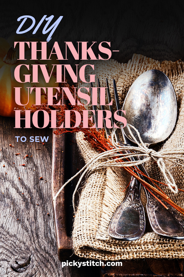 Want to make your Thanksgiving table a little nicer? Get out your sewing machines because today's discussion is about Thanksgiving utensil holders that are easy to sew. These ideas have patterns and easy to follow instructions. Go head and take a look.